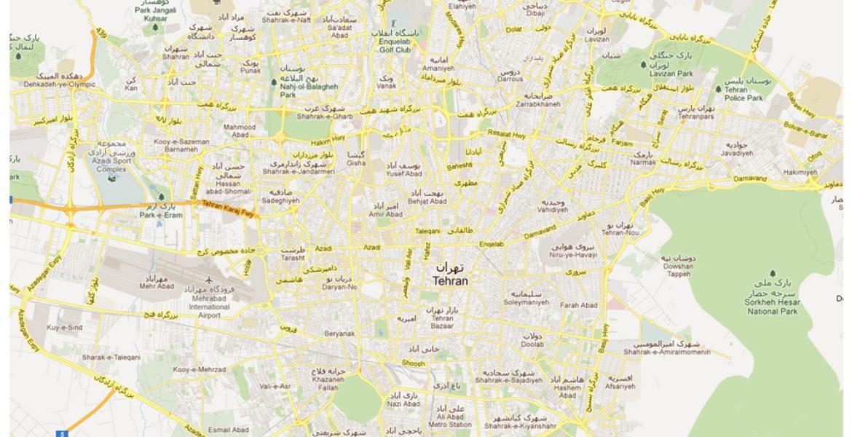 توجیه اقتصادی پروژه مسکونی مقدس اردبیلی - نقشه