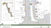 طرح بهسازی بافت با ارزش روستای انجدان - نقشه کفسازی