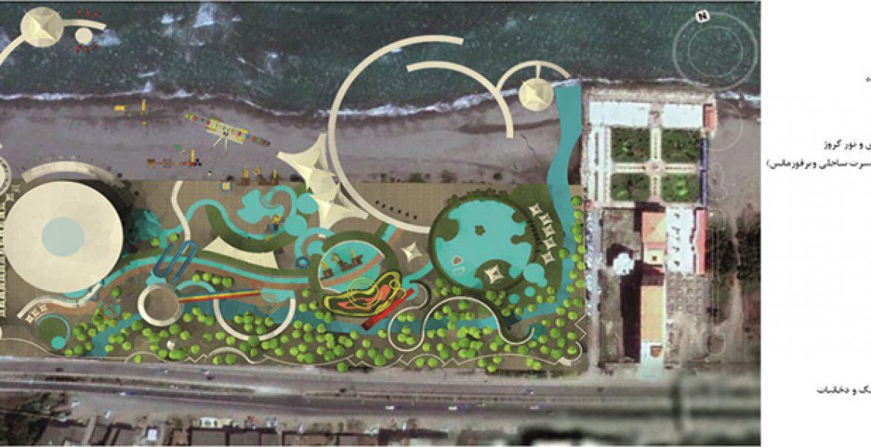 امکانسنجی و تهیه کانسپت حجمی اراضی عباس آباد