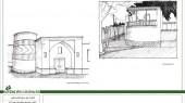 طرح بهسازی بافت با ارزش روستای انجدان - نمونه مرمت جداره