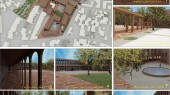 طرح بهسازی و نوسازی بافت فرسوده کرمان - طراحی حجمی سه بعدی