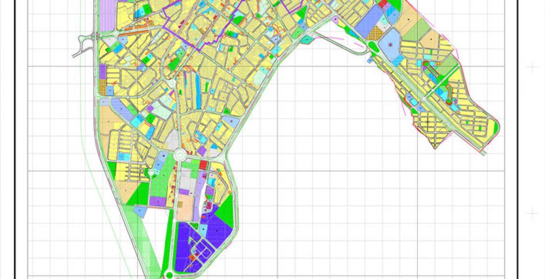 طرح بهسازی و نوسازی بافت فرسوده اسفراین - کاربری اراضی طرح تفصیلی