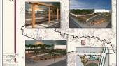 طراحی شهری خیابان امام خمینی بم