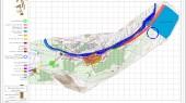 طرح توسعه و عمران - جامع - و طرح تفصیلی شهر نراق - آسیب شناسی ساختار کالبدی شهر