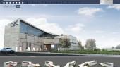 طراحی معماری خانه فرهنگ هریس - شییت بندی