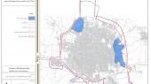 مطالعات ساماندهی سکونتگاههای غیررسمی شهر سبزوار - موقعیت محلات هدف در شهر