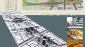 طراحی کانسپت مسابقه معماری منظر بزرگراه نواب