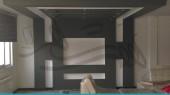 دکوراسیون داخلی و بازسازی منزل مسکونی - اتاق پذیرایی
