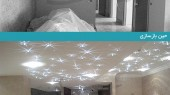 بازسازی و دکوراسیون داخلی منزل مسکونی