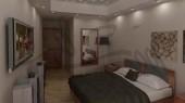 بازسازی و دکوراسیون داخلی سعادت آباد - اتاق خواب