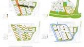طرح برگزیده مسابقه معماری مجتمع مسکونی خضر نبی قم