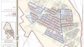 طرح بهسازی و نوسازی بافت فرسوده باقرشهر - عرض معابر موجود