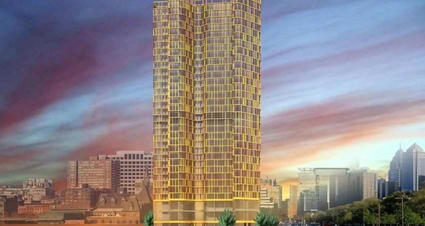امکانسنجی هتل 5 ستاره تهران - طرح سه بعدی پرسپکتیو