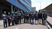 برگزاری مسابقه معماری سردر گل گهر سیرجان - جلسه بازدید از پروژه