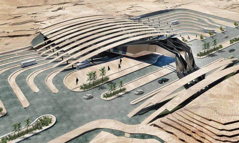 برگزاری مسابقه معماری سردر گل گهر سیرجان - مهندس اخلاصپور - مهندسین مشاور ستاوند ساز