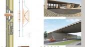 برگزاری مسابقه معماری سردر گل گهر سیرجان - طرح برگزیده - مهندس شهاب الدین ارفعی - مهندسین مشاور ارگ بم کرمان