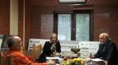 برگزاری مسابقه معماری سردر گل گهر سیرجان - هیات داوران