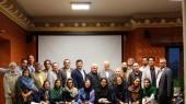 برگزاری مسابقه المان حجمی گل گهر سیرجان - مراسم اهدا جوائز