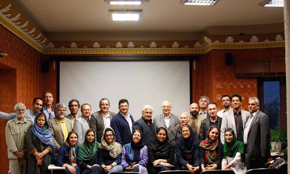 برگزاری مسابقه معماری سردر گل گهر سیرجان - جلسه اهدا جوایز