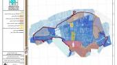 طرح بهسازی و نوسازی بافتهای ناکارآمد شهری شهر بهشهر - نقشه گونه شناسی محدوده ها و محلات ناکارآمد
