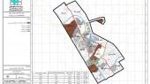 طرح ساماندهی سکونتگاههای غیررسمی و توانمند سازی اجتماعات با تاکید بر بهسازی شهری، شهر قرچک - نقشه محلات هدف اسکان غیر رسمی