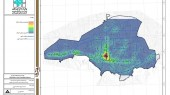 طرح بهسازی و نوسازی بافتهای ناکارآمد شهری شهر بهشهر - نقشه شدت تمرکز خدمات شهری