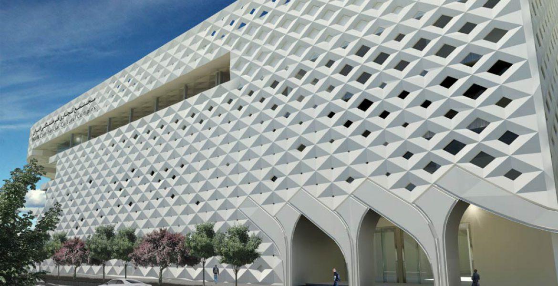 طراحی مجتمع تجاری فرهنگی یافتآباد