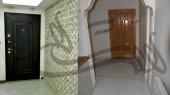 بازسازی واحد مسکونی - ورودی واحد - در ضد سرفت، سنگ آنتیک، نور مخفی و کناف