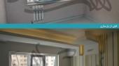 بازسازی واحد مسکونی - اتاق خواب