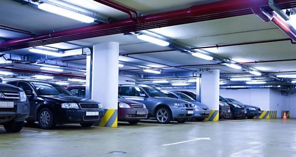 پارکینگ مجتمع تجاری
