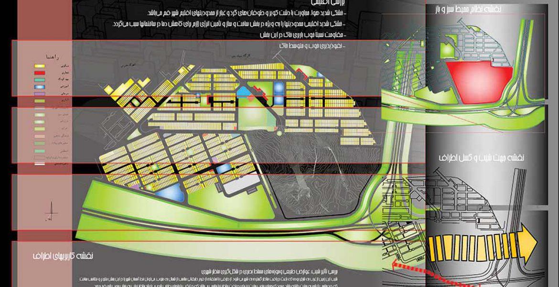 برگزاری مسابقه معماری مجتمع مسکونی قم