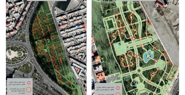 آسیب شناسی و مناسب سازی فضای شهری برای توان یابان