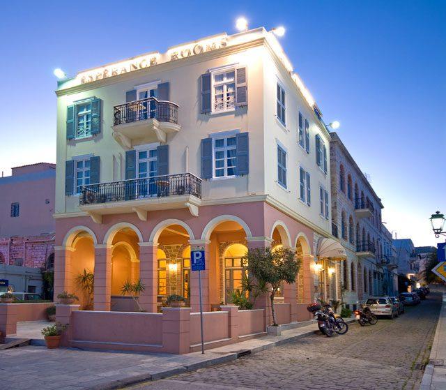 ضوابط معماری ساختمانی و درجه بندی هتل آپارتمان های کشور